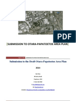 Submission to the Draft Otara Papatoetoe Area Plan PDF Mode