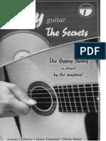 Gypsy Guitar the Secrets Vol 1