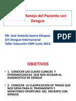 Presentacion Taller de Induccion de Dengue Cmh Junio 2013
