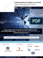 2014 ICS Cyber Defense for Energy Utilities