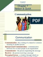 Comunication w3
