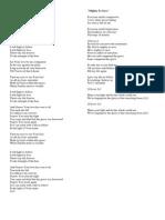 Hillsong Lyrics