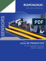Resumen Productos Datalogic SENSORES