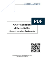 an3 - equations differentielles - doc fa - rev 2014