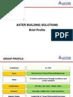 ABSPL - Structural Steel & PEB PPT