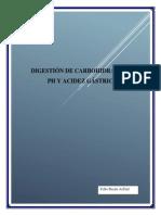 Ph Gastrico
