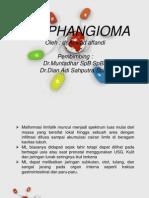 PPT lymphangioma