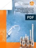 ifm hygienic point level sensors LMT FR 2014