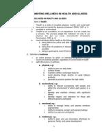 Phc 1 Module