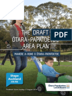 Otara Papatoetoe Area Plan