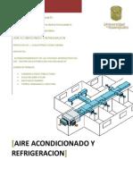 Proyecto Final Aire Acondicionado y Refrigeracion Invierno 2013
