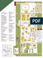 Hamline Campus Map