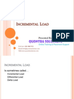 Incremental Load in QlikView Presented by QuontraSolutions