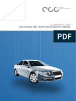 EAA Aluminium in Cars Unlocking the Light Weighting Potential 2013