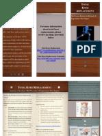 total knee replacement brochure pdf