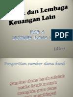 Sumber Dana Bank