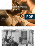 The Taboo of Mental Illness