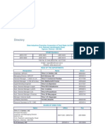 Directory Sipcot