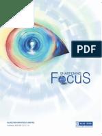 Annual Report - Blue Star Infotech Ltd