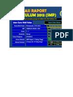 Aplikasi Raport SMP v.05.14