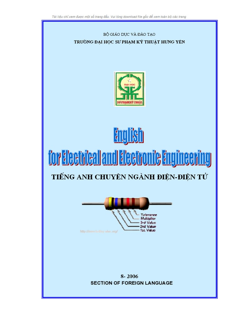 Ga Gt Cac Ky Hieu Tren So Do Dien 8915 Electric Current This Is Called Electron Flow The Flows Round Electrical Resistivity And Conductivity