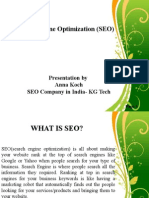 Basics Learners of SEO - SEO Company in India