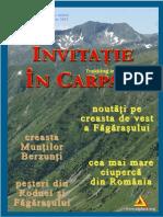 Invitatie in Carpati 2007 Octombrie