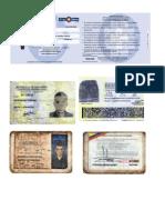 Carnet EPS Cedula y Libreta