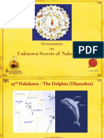 23. Dhanista Nakshatras