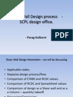 Sheear Wall Design Presentation