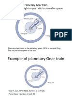 Planetery Gear