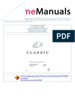User Manual LUX WH263 E