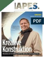 Shapes Magazine 2014 #1 - German
