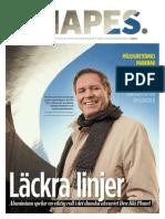 Shapes Magazine 2014 #1 - Swedish