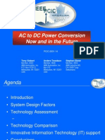 AC to DC Power Conversion IEEE