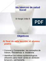 epidemiologia de la salud bucal para introduccion