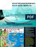 Rencana Zonasi Wilayah Pesisir dan Pulau-Pulau Kecil (RZWP-3-K)