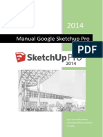 Manual Google Sketchup Pro