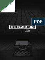 2012 Black List of scripts