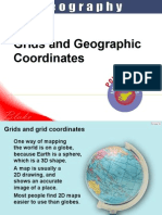 grids and coordinates