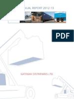 Annal Report 2013