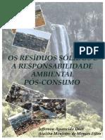 Livro_Residuos Solidos e a Soc Ambiental Pos-consumo
