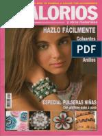 Crea Con Abalorios 29 - Pulseras Cuero