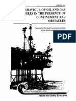 Behaviour of Oil and Gas Fires - OTI 92 597