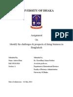 University of Dhaka Font