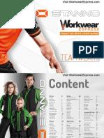 Stanno Catalogue 2014