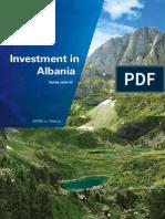 2014 Investment in Albania Website