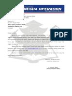 Surat Informasi Pengiriman Hasil Angket Kepuasan Siswa_jakbar - Tangerang