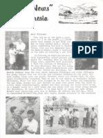Sigafoose Robert Diane 1976 Indonesia