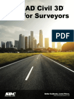 AutoCAD Civil 3D for Surveyors